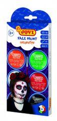 JOVI obličejové barvy 6x 8ml polštáře HALLOWEEN