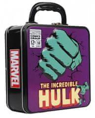 Plechový kufřík Hulk