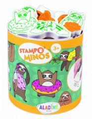 Razítka Stampo Minos - Lenochodi