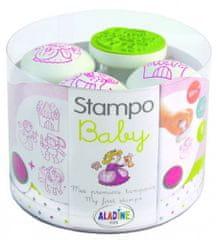Razítka Stampo baby - Princezny