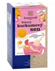 Sonnentor - Voňavý kurkumový sen bio čaj porcovaný 36g