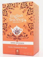 English Tea Shop Kakao, skořice a zázvor - design mandala