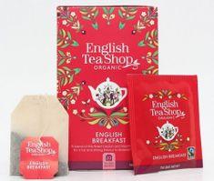 English Tea Shop English Breakfast-černý čaj - redesign mandala
