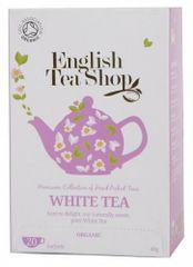 English Tea Shop Bílý čaj - mandala redesign