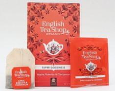 English Tea Shop Jablko, šípek a skořice - design mandala
