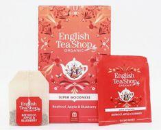 English Tea Shop Červená řepa, jablko a borůvka - design mandala