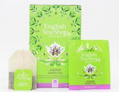English Tea Shop Jasmín a zelený čaj - design mandala