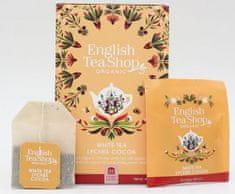 English Tea Shop Bílý čaj, lychee a kakao - redesign mandala