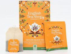 English Tea Shop Černý čaj cejlonský - design mandala