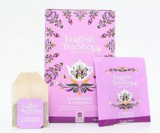 English Tea Shop Heřmánek a levandule - redesign mandala