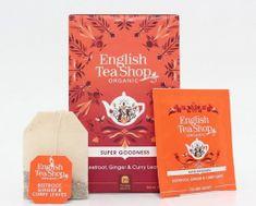 English Tea Shop Červená řepa, zázvor a curry - design mandala