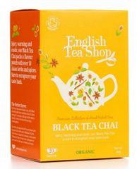 English Tea Shop Černý Chai Tea