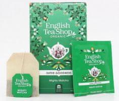 English Tea Shop Mocná matcha - design mandala