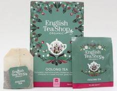 English Tea Shop Oolong čaj - design mandala