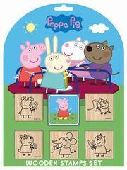 Peppa - Razítka 5+1