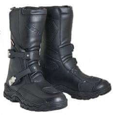 MBW TANER LIME kožené moto boty Velikost/Provedení: 43