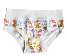 EMY Bimba Emy Bimba 2291 dívčí kalhotky bílé Barva: bílá, Velikost oblečení: 2-92