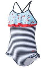 AquaWave dievčenské jednodielne plavky Vini Kids