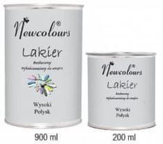 NEWCOLURS Lak vysokýlesk 200ml