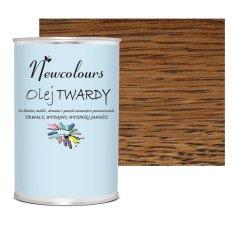 NEWCOLURS Olej tvrdý - dub tmavý 900ml