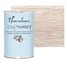 NEWCOLURS Olej tvrdý - biely 900ml