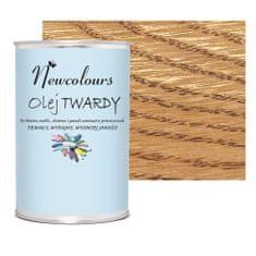 NEWCOLURS Olej tvrdý - bezfarebný 900ml