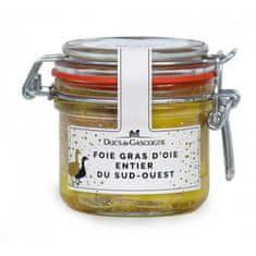Ducs de Gascogne Husí Foie Gras z Jihozápadu Francie v celku (sklo), 180g