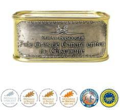 Ducs de Gascogne Kachní Foie Gras z Gascogne v celku (plech) Retro, 205g