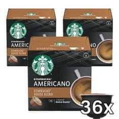 Starbucks Medium House Blend 12 kapsula 102 g 3 paketa
