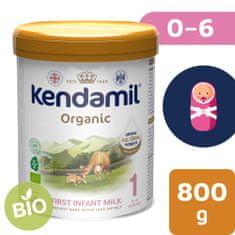 Kendamil BIO Nature počiatočné mlieko 1 (800 g) DHA+