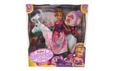 Zuru Sparkle Girlz set, princesa + konj, 27 cm (00439)