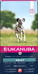 Eukanuba Adult Salmon hrana za pse, 12 kg
