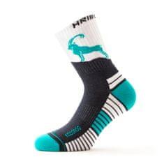 Hribovc.si Pohodne nogavice Kozorog - modre