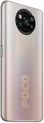 Xiaomi Poco X3 NFC, čtyřnásobný fotoaparát, ultraširokoúhlý objektiv, makro, vysoké rozlišení, umělá inteligence, 4-In-1 Super Pixel