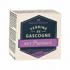 Ducs de Gascogne  Gaskoňská terina se švestkami, 65g