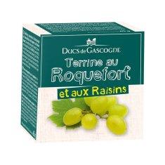 Ducs de Gascogne Terina se sýrem Roquefort a rozinkami, 65g
