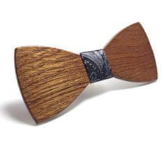 Gaira® Drevený motýlik 709021