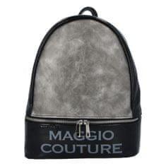Maggio Městský dámský batoh Maggio Couture, dark silver