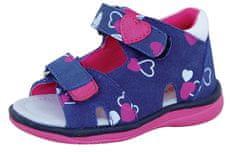 Protetika dievčenské sandále Klea