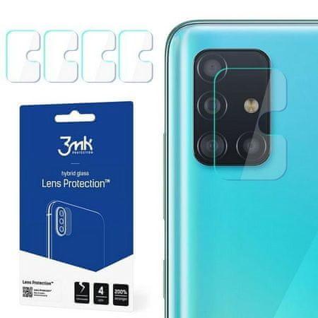 3MK Lens Protect 4x üvegfólia objektívre Samsung Galaxy A51 5G