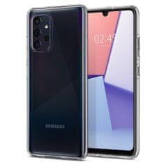 Spigen Liquid Crystal silikonski ovitek za Samsung Galaxy A72, prozoren