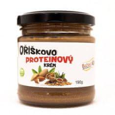 Božské oříšky Oříškovo Proteinový krém 190g