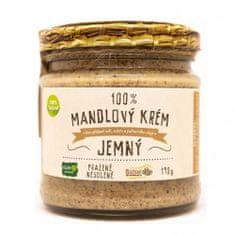 Božské oříšky 100% Mandlový krém 190g - jemný