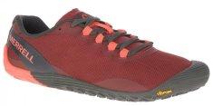 Merrell Dámské barefoot boty Vapor Glove 4 W J066718 Vínová