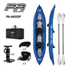 Pure Air PA Aqua Marina PA-AK02P kajak, 412 x 80 cm