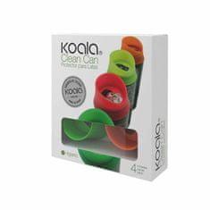 Koala KOALA Hygienické pítko na plechovku set 4ks