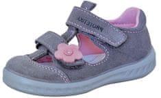 Protetika dievčenské sandále Gers grey