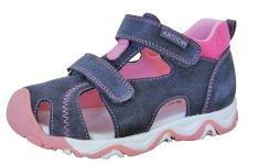 Protetika dievčenské sandále Sparky pink