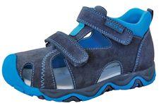 Protetika chlapčenské sandále Sparky grey