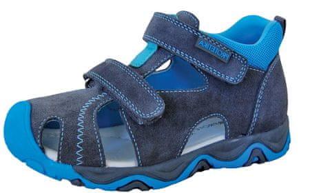 Protetika fantovski sandali Sparky grey, 31, sivi